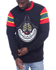 Sweatshirts & Sweaters - Cash Cat Crewneck Sweatshirt-2318056