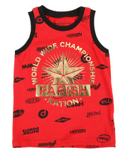 Tanks - All Over Print Tank Top (2T-4T)-2316547