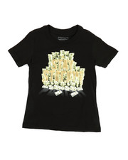 Boys - Foil Graphic Tee (4-7)-2316594