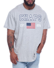 Chaps - Chaps Iconic Graphic Tee (B&T)-2316576