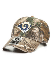 '47 - Los Angeles Rams Realtree Camo Clean Up Hat-2314819