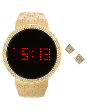 Accessories - Touch Screen Watch & Earrings Gift Set-2313588