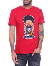 Shirts - Julius Erving cartoon tee-2316408