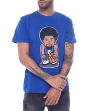 Shirts - Julius Erving cartoon tee-2316426