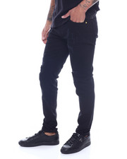 Jeans & Pants - washed ripped jean-2318140