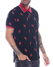 Reason - ALL OVER ROSE POLO-2318925
