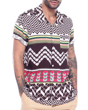 LRG - Mali SS Woven Shirt-2318549