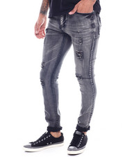 Jeans & Pants - Worn Out Knee Jean-2318164