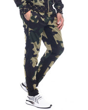 SWITCH - Camo Track Pant-2319066