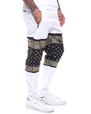SWITCH - Greek Key Track Pant-2319081