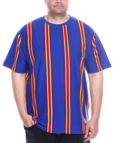 Buyers Picks - Boundary Lines Striped T-Shirt (B&T)