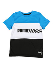 Boys - Color Blocked Performance Tee (4-7)-2318363