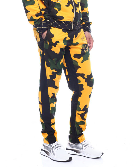SWITCH - Camo Track Pant