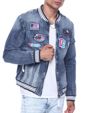 Born Fly - POK DENIM JACKET-2319532