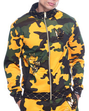 SWITCH - Camo Track Jacket-2319092