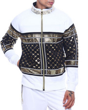 SWITCH - Greek Key Track Jacket-2319117
