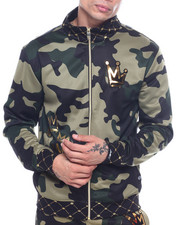 SWITCH - Camo Track Jacket-2319102