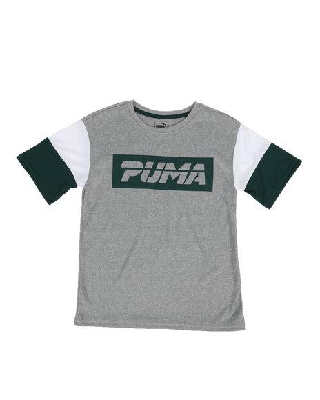 Puma - Pieced Performance Tee (8-20)