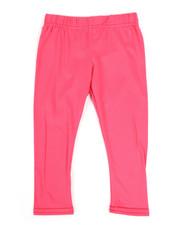 Girls - Solid Capri Leggings (2T-4T)-2316343