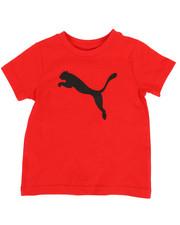Boys - Puma Cat Logo Tee (4-7)-2318391