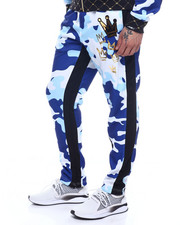 SWITCH - Camo Track Pant-2319061