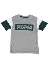 Boys - Pieced Performance Tee (4-7)-2317634