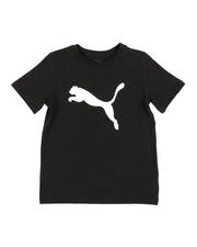 Tops - Puma Cat Logo Tee (8-20)-2317678