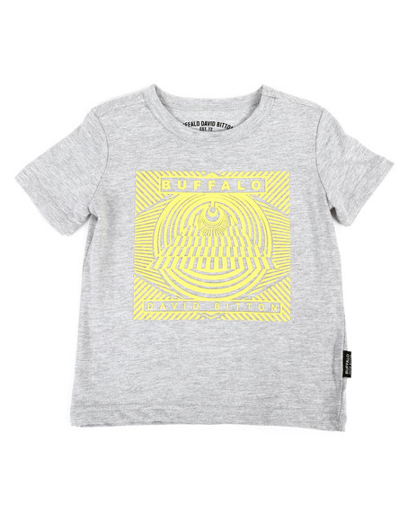 Buffalo - Geometric Graphic Tee (2T-4T)