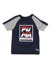 Puma - Performance Raglan Tee (4-7)-2317639