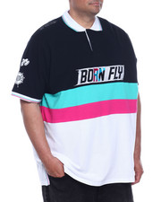 Big & Tall Faves - Born Fly Polo (B&T)-2318295
