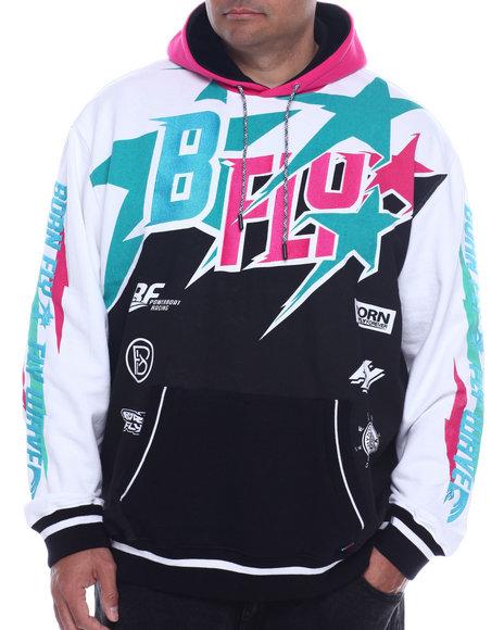 Born Fly - Borny Fly P/O Hoodie (B&T)