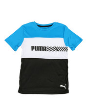 Boys - Color Blocked Performance Tee (8-20)-2317698