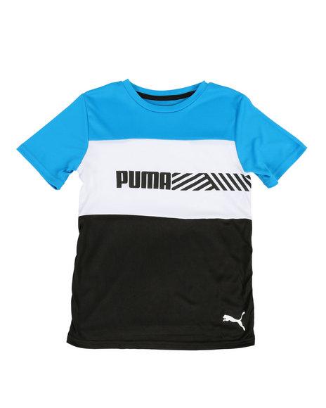 Puma - Color Blocked Performance Tee (8-20)