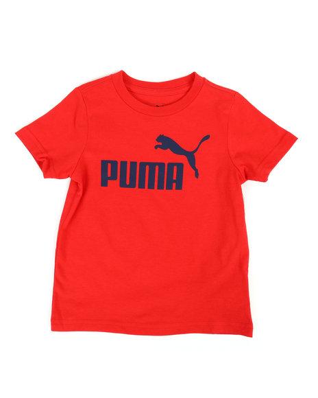 Puma - No.1 Logo Tee (2T-4T)