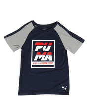 Boys - Performance Raglan Tee (8-20)-2318358