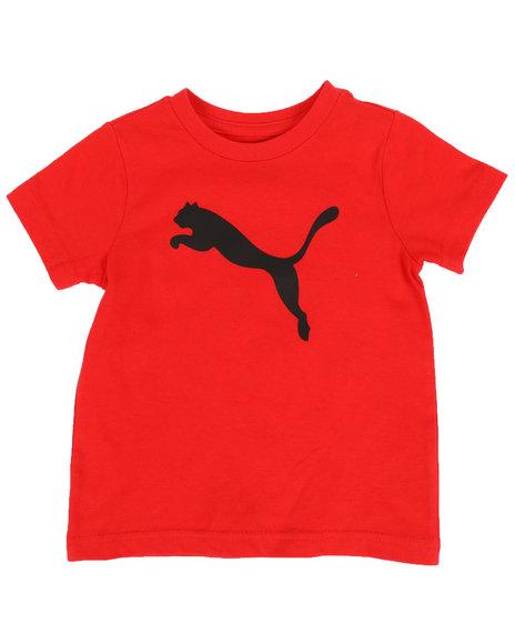 Puma - Puma Cat Logo Tee (2T-4T)