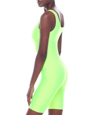 Fashion Lab - S/L Bermuda Bodysuit-2320126
