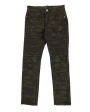 Jeans - Moto Rip & Repair Camo Jeans (8-20)-2318717