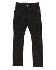 Jeans - Moto Rip & Repair Camo Jeans (8-20)-2318709