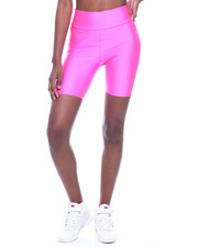 Women - Solid Nylon Bike Short-2319982