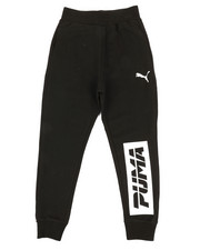 Bottoms - French Terry Puma Jogger Pants (8-20)-2318405