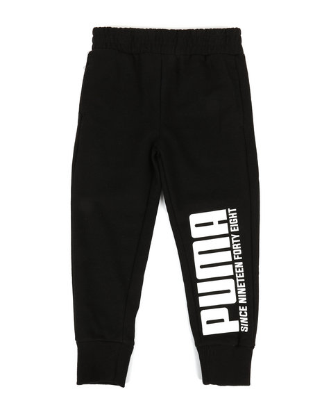 Puma - French Terry Jogger Pants (4-7)