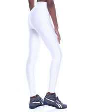 Athleisure for Women - High Waist Shinny Nylon Legging-2319928