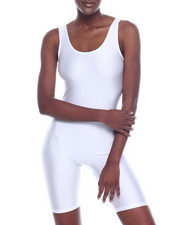 Athleisure for Women - S/L Bermuda Bodysuit-2320122