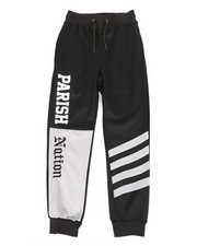 Activewear - Color Block Track Pants (8-20)-2318635