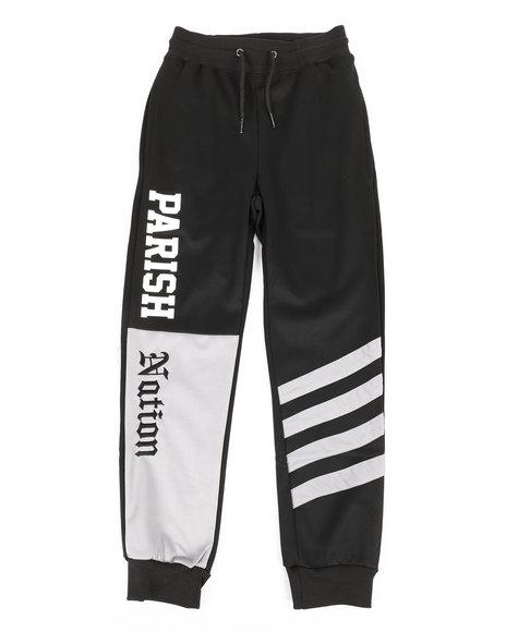 Parish - Color Block Track Pants (8-20)