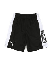 Boys - Poly Mesh Performance Shorts (4-7)-2317712