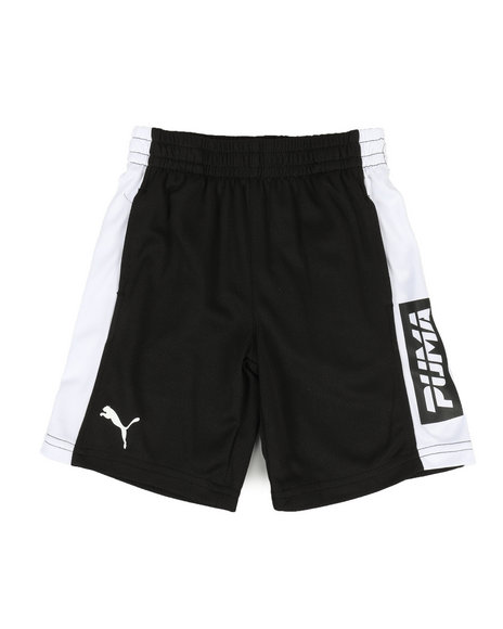 Puma - Poly Mesh Performance Shorts (4-7)
