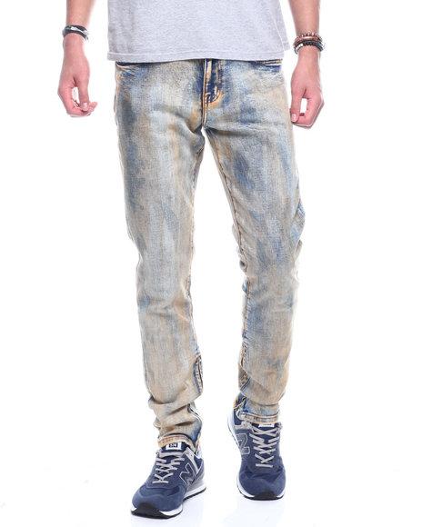 Crysp - Pacific Sandwash Distressed Jean