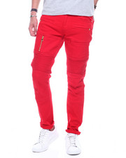 Jeans - MOTO TWILL PANT-2320956